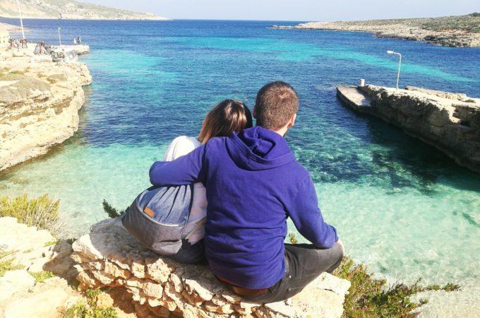 Ciekawe miejsca: Malta dzień 1. Comino.