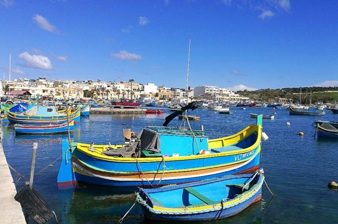 Ciekawe miejsca: Malta dzień 2. Valletta i Marsaxlokk.