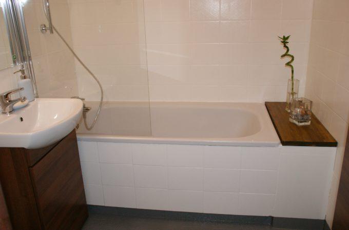 Niskobudżetowa metamorfoza łazienki w 3 dni
