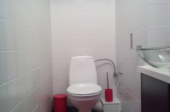 Niskobudżetowa metamorfoza WC w jeden weekend