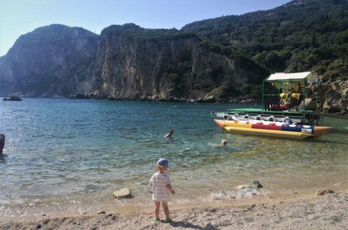 Korfu z dzieckiem. Co warto zobaczyć na Korfu?