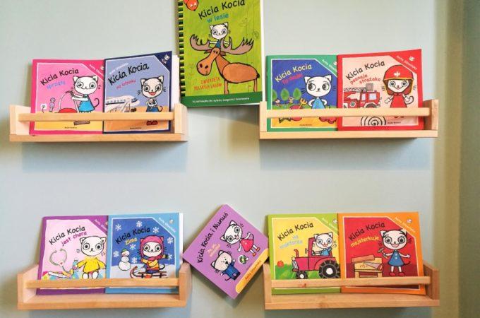 Kicia Kocia – seria książek dla dzieci