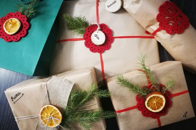 Jak zapakować prezenty – garść inspiracji