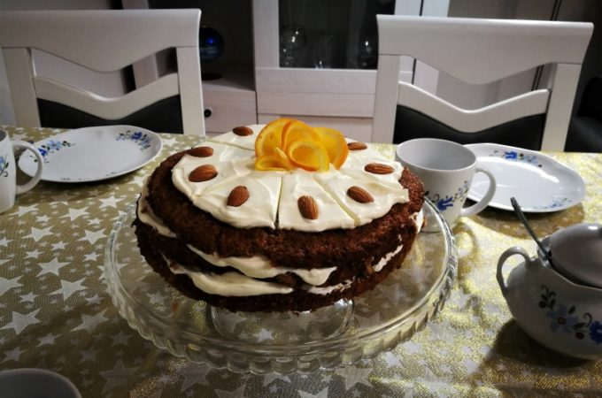 Ciasto marchewkowe – przepis