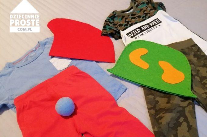 DIY: stroje karnawałowe dla maluchów last minute