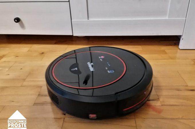 Robot sprzątający Vileda VR 302 – recenzja