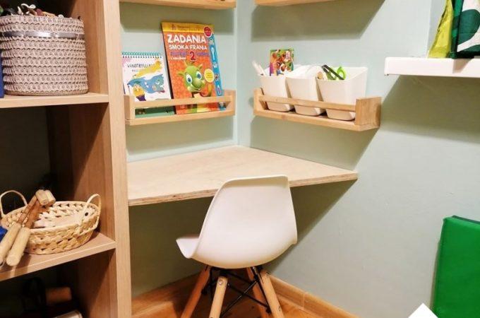 Od niemowlaka do przedszkolaka – metamorfoza pokoju dwulatka