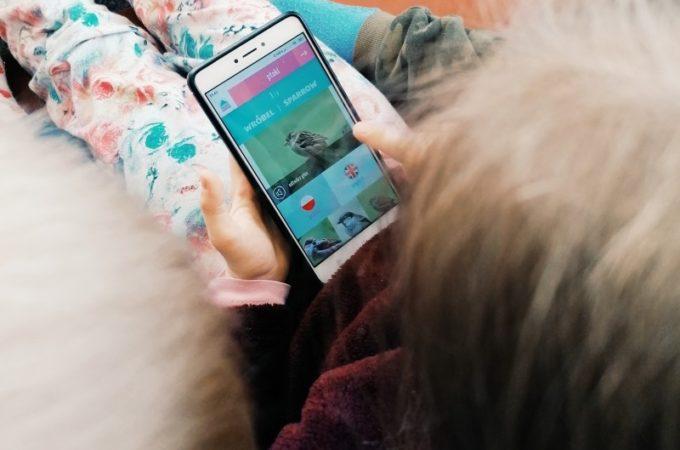 Napisaliśmy dla Was aplikację – dziecinnie prosty słowniczek obrazkowy