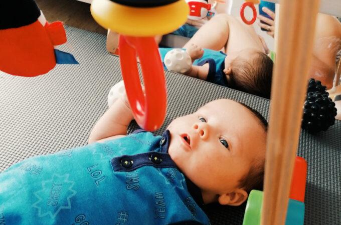 Skoki rozwojowe w pierwszym roku życia