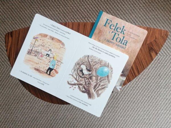 Felek i Tola – recenzja książki