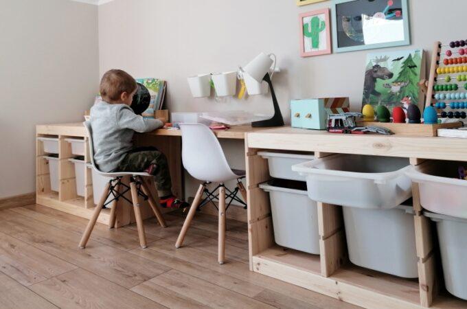 Dlaczego nasze dzieci mają dwa wspólne pokoje, czyli jak urządziliśmy pokój do zabawy dla rodzeństwa
