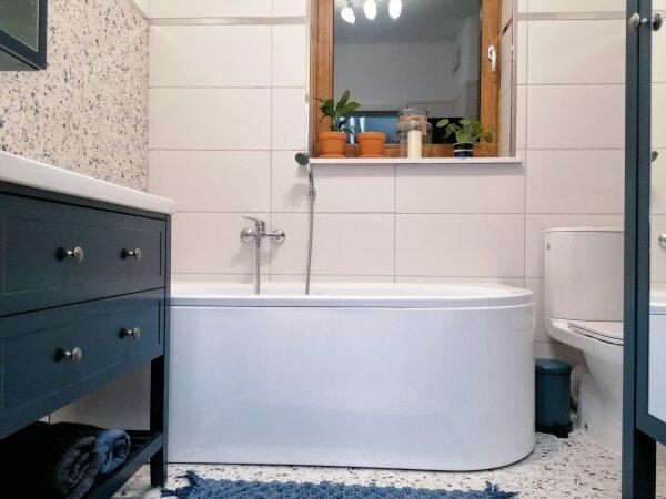 Powrót lastryko. Jak urządziliśmy górną łazienkę z wanną