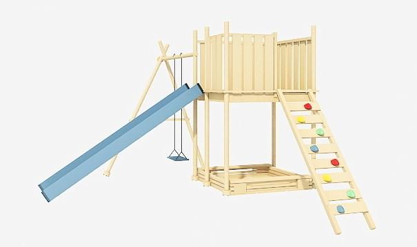 Budujemy DIY plac zabaw dla dzieci w ogrodzie